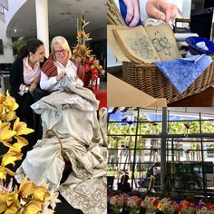 Bordal no hotel Vidamar integrado nos eventos da Festa da flôr #bordal #vidamarhotels #bordadomadeira #madeiraflowerfestival #madeiraisland