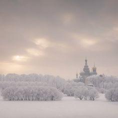 St. Petersburg: Champ de Mars, the Savior on Spilled Blood
