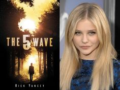 The Fifth Wave Movie: Chloe Grace Moretz has been cast in the lead as Cassie, a teen girl fighting aliens in this SciFi thriller