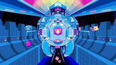 Paul Robertson pixel art – Otherworldly Psychedelic GIFs You've seen these psychedelic GIFs before. For sure. But you never knew anything about the guy who made them, you've never kn