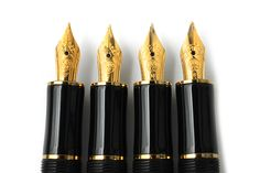 Kaweco Dia2 Fountain Pen with Gold Accents  http://www.jetpens.com/Kaweco-Dia2-Fountain-Pens/ct/1681