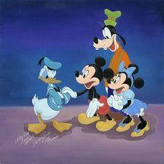 Tony Anselmo-Cheering Up Donald
