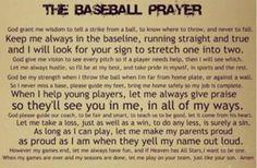 baseball players prayer - Google Search