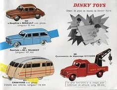 dinky toys - Bing Images