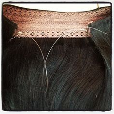 Hidden halo replacement wire loops hair pinterest the lavish halo flip in hair is a new method of application that allows you pmusecretfo Image collections