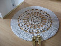 Latające dywany: Nowy dywan na przedpokój