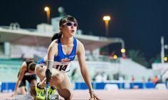 リオパラリンピック女子陸上100mで見事決勝進出を決めた辻沙絵選手! 決勝は日本時間で9月12日の8:56から…