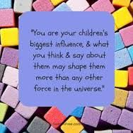 """""""You are your children's biggest influence & what you think & say about them may shape them more than any other force in the universe"""" Parenting Articles, Parenting Styles, Parenting Quotes, Toddler Humor, Peaceful Parenting, Love Mom, Quotes For Kids, Encouragement Quotes, Thinking Of You"""