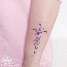 40 Colored Delicate Tattoos by Tattooist Nanci - tatoo feminina Delicate Tattoos For Women, Cross Tattoos For Women, Tattoos For Women Flowers, Forearm Tattoos, Body Art Tattoos, Small Tattoos, Small Cross Tattoos, Tribal Tattoos, Tatoos