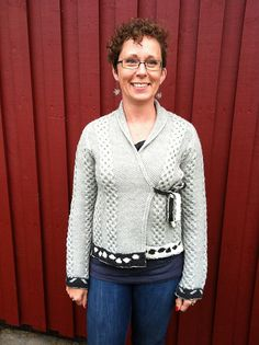 c7967a1547 Ravelry  Stenhaven   Stone Garden Jacket pattern by Marianne Isager