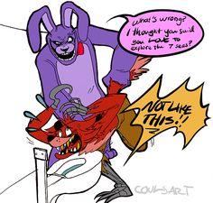 Bonnie & Foxy