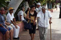 Crece maltrato a los ancianos - México Se calcula que en 2050, el número de ancianos en México superará la cifra de 30 millones. (Milenio Novedades)