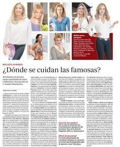 Prensa   Instituto de Belleza y Medicina Estética Maribel Yébenes
