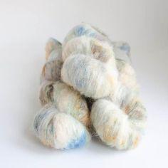 Qing Fibre Melted Baby Suri - 4ply Knitting Yarn | Tangled Yarn UK Knitting Projects, Crochet Projects, Suri Alpaca, Finger Weights, Needles Sizes, Pattern Books, Knitting Yarn, Tangled, Merino Wool