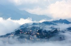 Surrounded by pictorial mountains, rice terraces and a diversity of hill tribes in the remote northwest of Vietnam, Sapa is a quiet town frequently used as a base for trekking in the Hoang Lien Son Mountains and touring rice paddies and traditional villages.