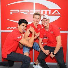 Mick Schumacher, Michael Schumacher, F1 Drivers, Champions, I Don T Know, Formula One, Motogp, Cute Guys, My Boys