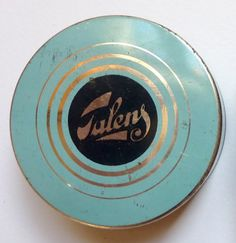 Vintage 'Talens' Ink Tin