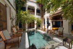 hotel de charme medina marrakech