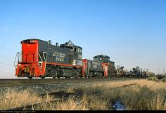 RailPictures.Net Photo: SP 2733 Southern Pacific Railroad EMD MP15AC at Denver, Colorado by John Shine