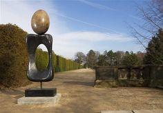 "Joan Miró (Catalonia) ""Femme Monument"" 1970 at The Yorkshire Sculpture Park…"