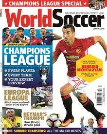 World Soccer Magazine Subscription | Magazines Direct