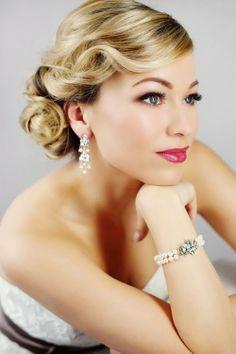 hair   Recogidos para novias modernos - Moda femenina