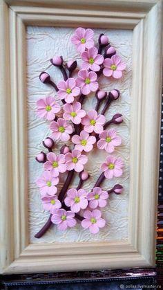 fun flower craft baby mobile as flower chandelier nursery mobile for elegant baby bedroom decor part 3 14 Pine Cone Art, Pine Cone Crafts, Pine Cones, Clay Flowers, Paper Flowers, Quilling Paper Craft, Paper Crafts, Flower Crafts, Flower Art