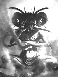 Baphomet is a term originally used to describe an idol or deity which the Knights Templar were accused of worshiping, and subsequently incorporated into disparate occult and mystical traditions. It appeared as a term for a pagan idol in trial transcripts of the Inquisition of the Knights Templar in the early 14th century, The name first came into popular English usage in the 19th century, with debate and speculation on the reasons for the suppression of the Templars.