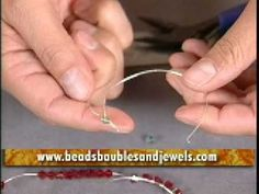 How to Make Your Own Silver Wire Wrap Earrings