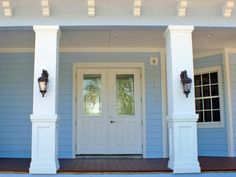 How to Install a Porch Railing | Outdoor Spaces - Patio Ideas, Decks & Gardens | HGTV