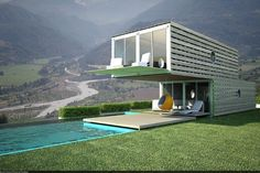 ⌂ The Container Home ⌂ Infiniski_arquitectura sostenible_Chile