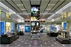 Philadelphia's Chemical Heritage Foundation Features Digital Signage Media Column