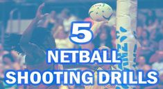 Netball games require the players to have constant training in order to acquire essential shooting techniques. Accuracy and control are very important when it comes to attacking goal. Netball Games, Netball Quotes, Netball Coach, Passing Drills, Shooting Practice, Team Building Games, True Memes, Kids Sports, Coaching