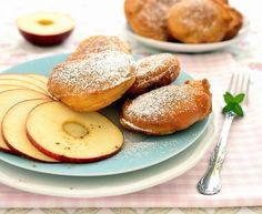 Najłatwiejsze racuszki z jabłkami - bez drożdży - Magiel Kuchenny