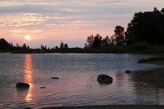 Meaford Ontario sunrise