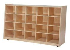 Tip-Me-Not Twenty Tray Storage Unit Tray Type: No Tray by Wood Designs. $430.85. Up to 300 percent more tip resistant than traditional furniture. Stain and chemical resistant. Fully rounded, sanded corners and edges for maximum safety. Mounted on heavy duty swivel casters for mobility. Trays sold separately. 14589 Tray Type: No Tray Features: -Storage unit.-Available with 20 clear trays, 20 assorted trays or no trays.-Exclusive Tip-Me-Not design will make ever...
