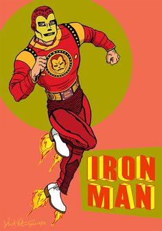 Project : Rooftop | P:R Approved: Karl Heitmueller Jr.'s Superheroes ala Ben Cooper Costumes!