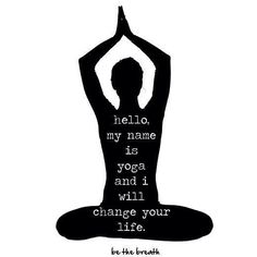 lol, but true yoga is awesome ;)