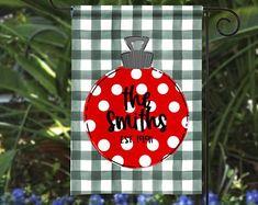 Adorable Snowman Garden Flag or Door Hanger.Perfect this holiday season. Christmas Garden Flag, Garden Flags, Door Hangers, Burlap, Applique, Monogram, Bows, Unique Jewelry, Christmas Ornaments