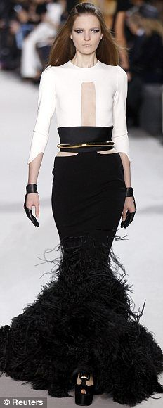 Stephane Rolland Paris Fashion Week 2012