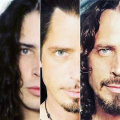 Chris Cornell. Aged to perfection.