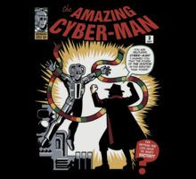 The Amazing Cyber-Man! by kal5000