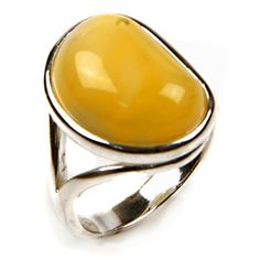 60 million years old butterscotch amber is the fossilized resin from ancient forests. Certified genuine butterscotch amber in a sterling silver setting.