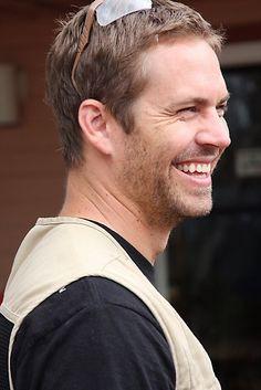 Paul Walker in Lanai Hawaii in 2010