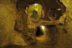 #Derinkuyu ancient underground #MedianEmpire (Kurds ancestors) city.