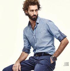 men's fashion & style - Avva Spring/Summer 2015