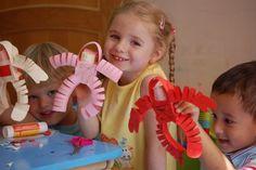 Мастер-классы из бумаги: квиллинг, бумагопластика, оригами для детей - KinderDay.ru