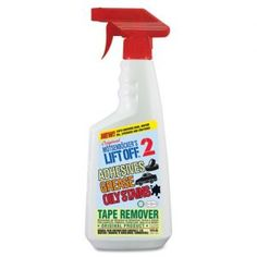 New low-VOC formula removes chewing gum, adhesives, labels, grease, tar, motor oil, sap, crayon, candle wax and oil-based foods from carpet, fabric, vinyl and virtually any hard surface. Rated the Best New Formulation of the Year by Popular Science.
