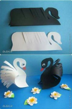 Toilet Paper Roll Crafts - Get creative! These toilet paper roll crafts are a great way to reuse these often forgotten paper products. Paper Crafts For Kids, Preschool Crafts, Fun Crafts, Arts And Crafts, Toilet Paper Roll Crafts, Paper Crafts Origami, Oragami, Paper Birds, Paper Flowers