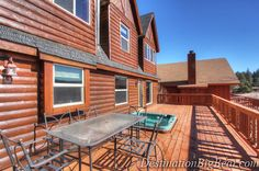 Big Bear Lake Cabins On Pinterest Vacation Rentals
